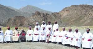 راشد المياحي يفوز بالمركز الأول في مسابقة الرماية لفريق الحصن بولاية الرستاق