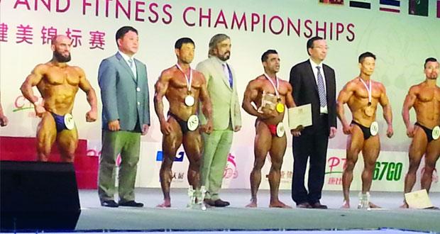 اليوم عودة بعثة المنتخب الوطني لبناء الأجسام المشاركة في البطولة الآسيوية بالصين