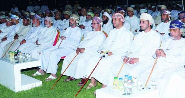 بنك مسقط يحتفل بافتتاح الملعب المعشب الجديد لفريق أفي الرياضي بولاية وادي المعاول