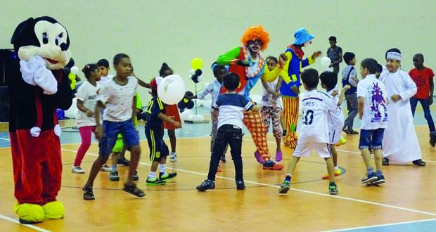 الشؤون الرياضية بجنوب الشرقية تنظم يوما رياضيا