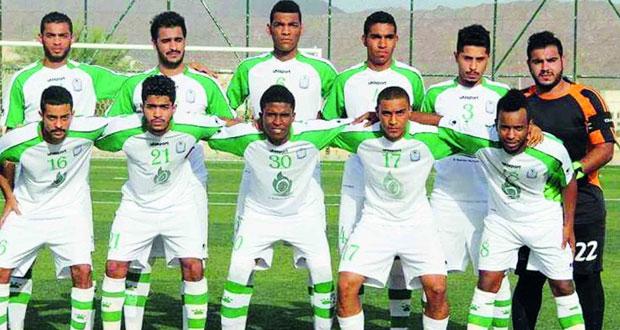 تأهل فريقي الرشيد بسمائل وشباب أزكي للمباراة النهائية لدوري الفرق أبطال محافظة الداخلية