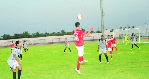انطلاق دوري قوات السلطان المسلحة لكرة القدم