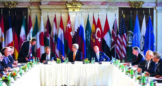 سوريا: القوى الكبرى تتفق على مراقبة التهدئة .. ولا موعد للمحادثات