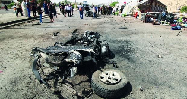العراق: عشرات القتلى والجرحى في هجمات متفرقة ببغداد
