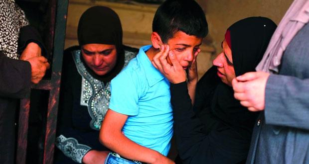 (منظمة التحرير) تبحث وقف التنسيق الأمني مع إسرائيل وقمع الاحتلال وإرهابه يتصاعد بالأراضي الفلسطينية