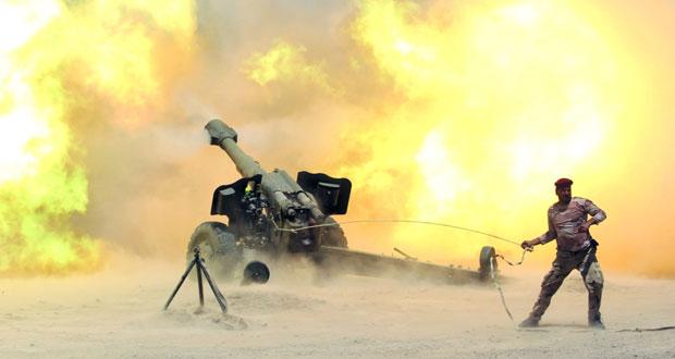 العراق يعد بإنهاء المرحلة الثانية من معركة الفلوجة خلال ساعات