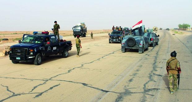 القوات العراقية تشن عملية لاستعادة الرطبة و(التحالف) يتحدث عن عزل الموصل