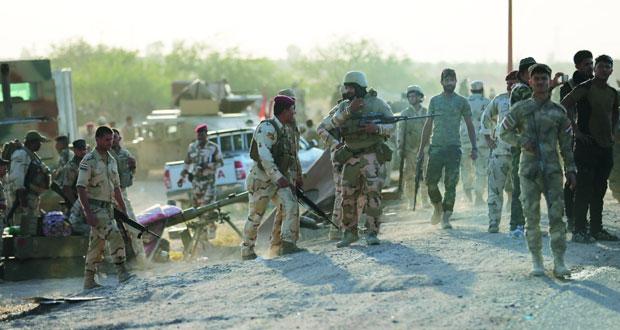 العراق يطلق عملية واسعة لاستعادة الفلوجة .. ويعد بالنصر