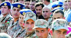 الأردن: يعلن حدوده مع سوريا والعراق مناطق عسكرية مغلقة