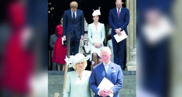بدء الاحتفالات بعيد ميلاد الملكة إليزابيث التسعين