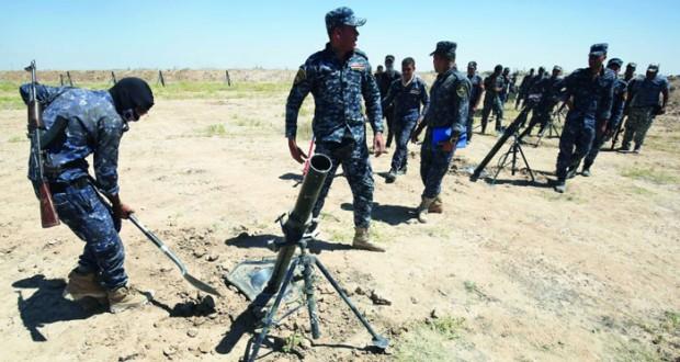 القوات العراقية تخوض حرب شوارع بالفلوجة.. واعتقالات بعد تقارير عن إعدامات