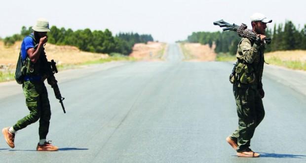 الجيش السوري يقضي على تجمعات للإرهاب بعدد من الجبهات