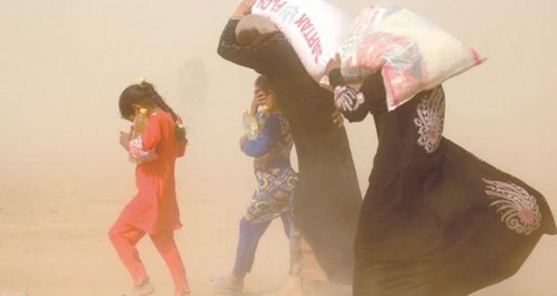 القوات العراقية توسع سيطرتها بالفلوجة و(كردستان) تطلب مساعدات روسية
