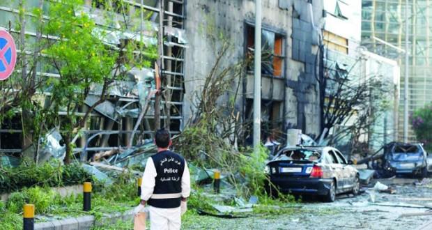 لبنان: انفجار بيروت يمس الأمن القومي ويستهدف كامل القطاع المصرفي