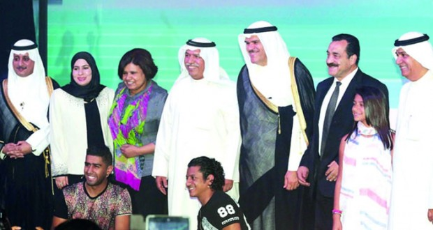 كاملة الهنائية تشارك في تحكيم مسابقة المهرجان العربي لمسرح الطفل بالكويت