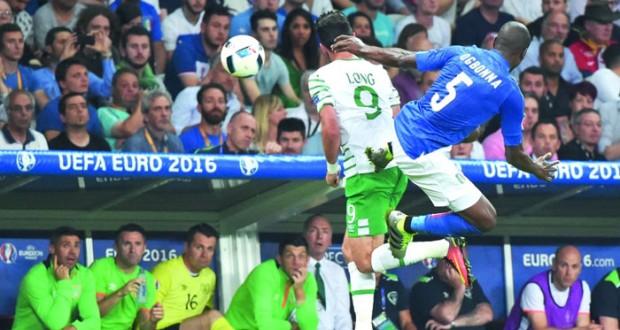 إيرلندا تخطف بطاقة التأهل للمرة الأولى في تاريخها بفوزها على احتياطيي إيطاليا