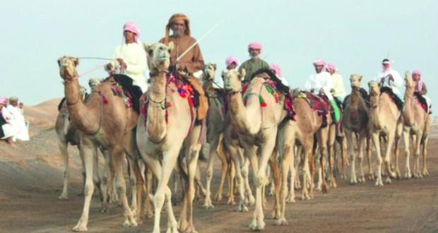 التغرود .. موروث عماني يستمد روحه من بيئة البدو وثقافتهم