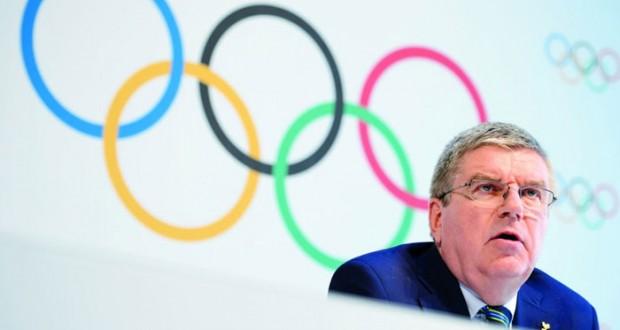 اللجنة الاولمبية الدولية: بإمكان الرياضيين الروس المشـاركة تحت علم محايد في أولمبياد ريو