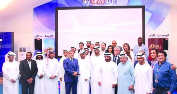 علي الحبسي ضمن قائمة المكرمين «سكاي نيوز عربية» تكرم أساطير كرة القدم العربية