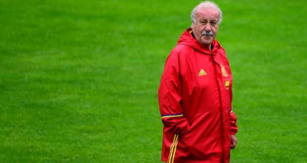 دل بوسكي لاستعادة ثقة الأسبان بعد خيبة مونديال البرازيل في كأس اوروبا 2016
