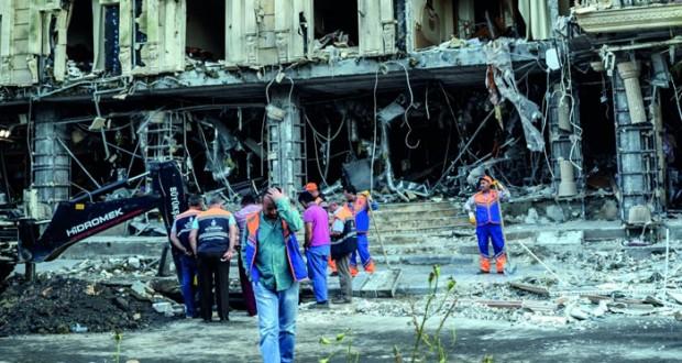 تركيا: هجوم جديد يستهدف الشرطة والحكومة تتهم «الكردستاني»