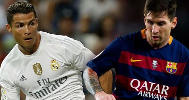 رونالدو وميسي يتصدران قائمة اللاعبين الأعلى دخلا في العالم