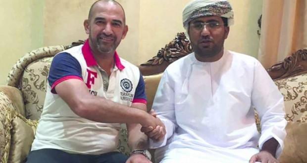 نادي الوسطى يتعاقد مع المدرب السوري عساف خليفة