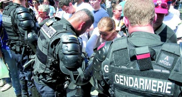 فرنسا: استئناف الاحتجاجات على قانون العمل والسلطات تحذر من التجاوزات