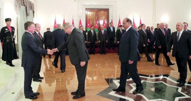 الأردن: الحكومة الجديدة تؤدي اليمين أمام الملك