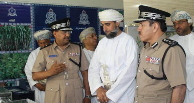 قيادة شرطة ظفار تحتفل باليوم العالمي لمكافحة المخدرات