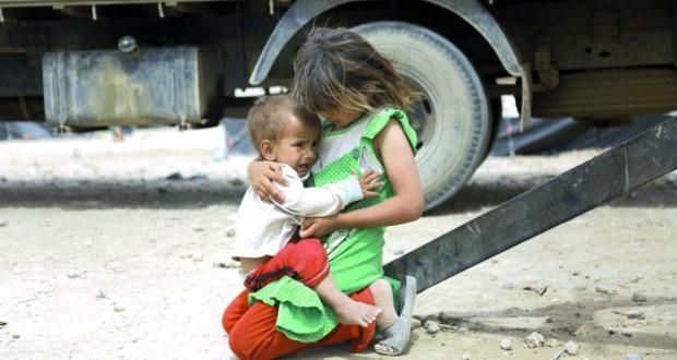 العراق يعزو بطء الهجوم على (الفلوجة) بحماية المدنيين