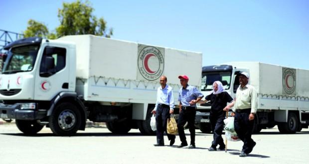 سوريا: قذائف الإرهاب تحصد 3 شهداء وهدنة مساعدات في داريا