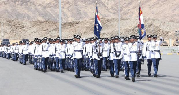 افتتاح مجمع وحدة شرطة المهام الخاصة بقريات