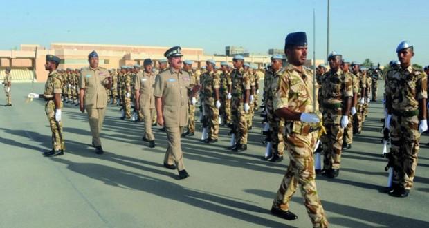 تخريج دفعة من الجنود الجويين المستجدين بسلاح الجو السلطاني العماني