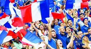 فرنسا تفتتح (يورو 2016) بمواجهة رومانيا