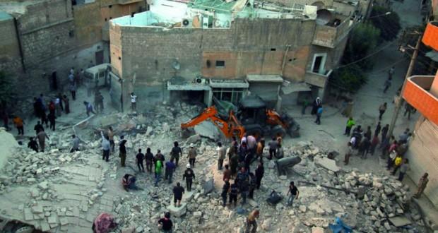 الجيش السوري يقطع خط إمداد بريف حماة وموسكو ترصد إمدادات للإرهابيين عبر تركيا