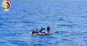 العثور على الصندوق الأسود للطائرة المصرية المنكوبة
