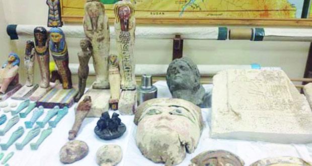 """""""المتحف المصري الكبير"""" يقدم تجربة فريدة عبر الزمن من خلال آثار عصور متباينة"""