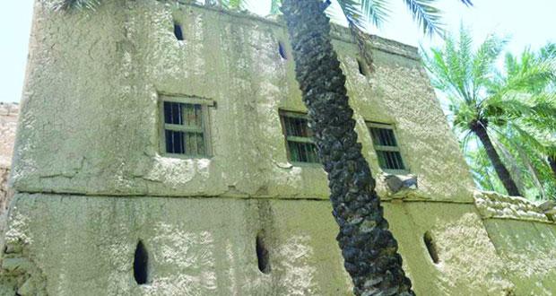 """""""ستال"""" بيوت أثرية شاهدة على العراقة العمانية"""