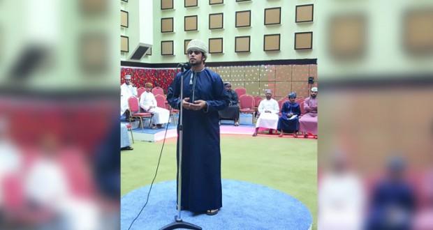 """""""نجم الإنشاد العماني"""" .. مساحة تنافسية إبداعية لأصوات عمانية شابة"""