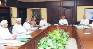 """مجلس إدارة """"المخازن والاحتياطي الغذائي"""" يناقش التقرير الإداري والمالي والتجاري"""