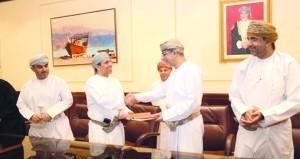 التوقيع على اتفاقية إنشاء مفرخ للأسماك الزعنفية بالبستان
