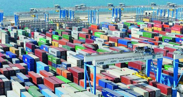 41.7 مليار دولار حجم التبادل التجاري غير النفطي بين دول المجلس وأميركا