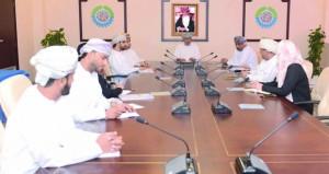 لجنة تنمية الموارد البشرية بالغرفة تناقش سبل تنمية المؤسسات الصغيرة والمتوسطة