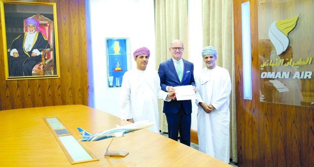 الطيران العُماني يجدد دعمه لمبادرات وزارة التنمية الاجتماعية