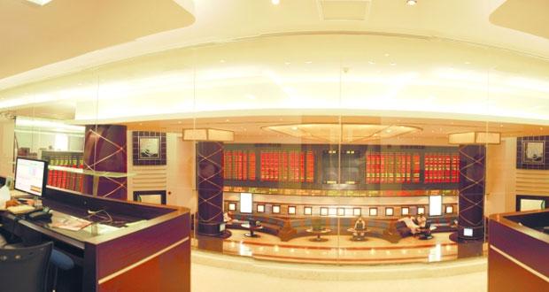 أكثر من 389.8 مليون ريال عماني تداولات سوق مسقط بنهاية أبريل
