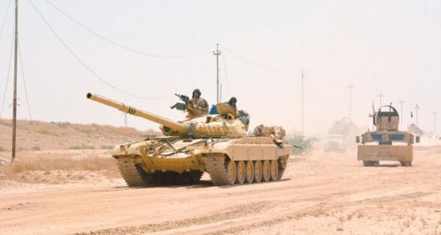 العراق: الجيش يطارد الدواعش بالفلوجة ويتحدث عن تطهير (شبه كامل)