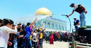 الاحتلال يعدم فلسطينية (ميدانيا) ويعطي تسهيلات لمخطط استيطاني كبير بـ(الأقصى)