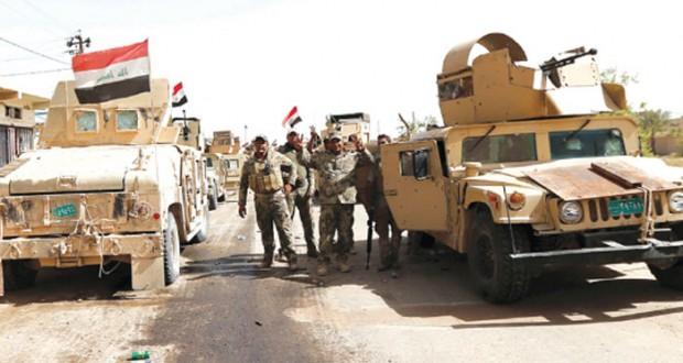 العراق : العبادي يعلن تحرير الفلوجة من قبضة (داعش) .. والموصل الوجهة المقبلة