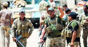 القوات العراقية تتقدم بالفلوجة من 4 محاور وأزمة النازحين تتفاقم
